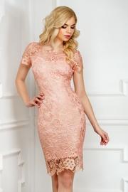 rochii de seara elegante dantela