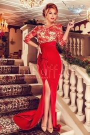 rochii de seara lungi rosii online