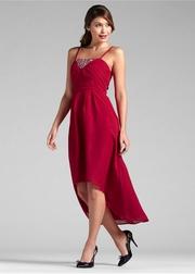 rochii asimetrice casual
