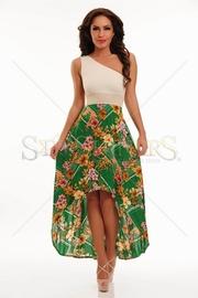 rochii asimetrice de vara