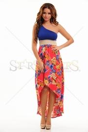 rochii asimetrice ieftine