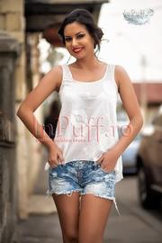 tricouri asimetrice dama